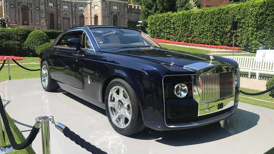 Rolls Royce Says Sweptail Likely The Most Expensive New Car Ever