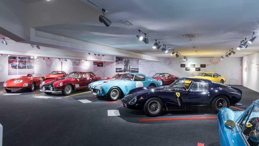 Ferrari Museum opens new exhibitions