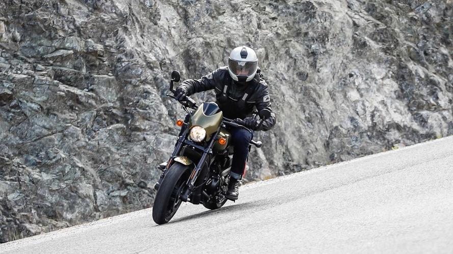 2017 Harley-Davidson Street Rod GoPro Review