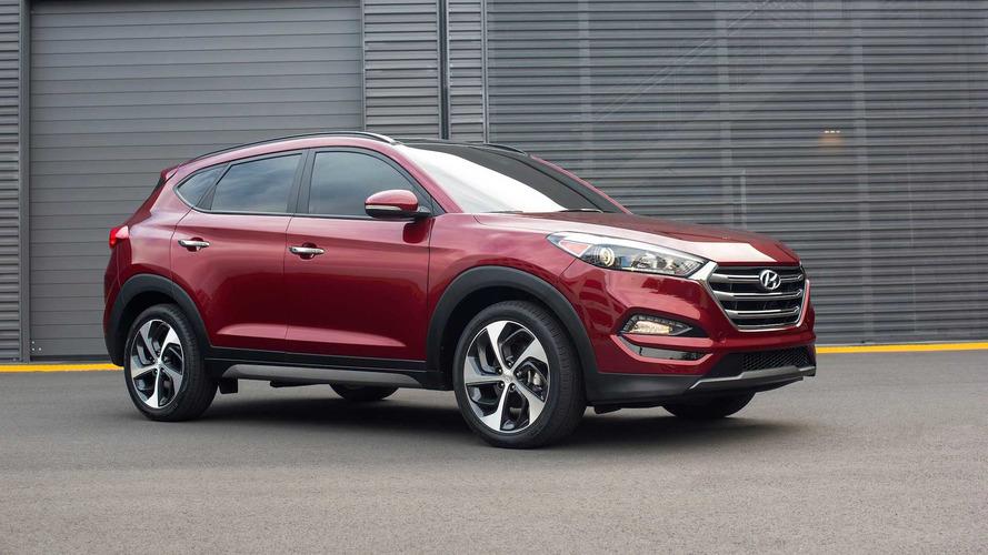 Hyundai Tucson - EUA