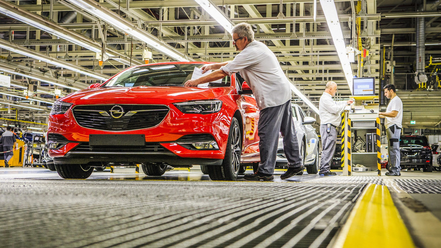Opel To Announce New Strategic Plan Under PSA Ownership Next Week