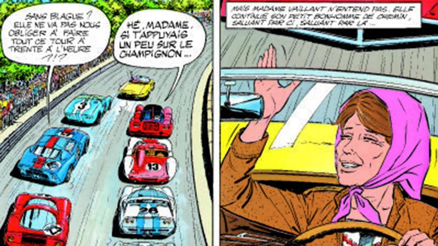 Michel Vaillant : épisode 6