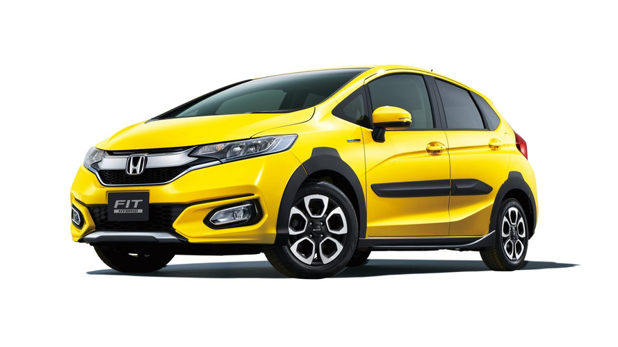 "Honda Fit Cross Style é a nova versão ""Twist"" do compacto"