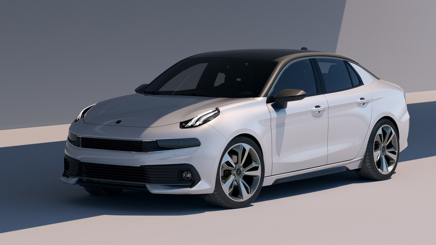 Lynk & Co 03 Sedan Debuts With Fresh Design, Volvo Hardware