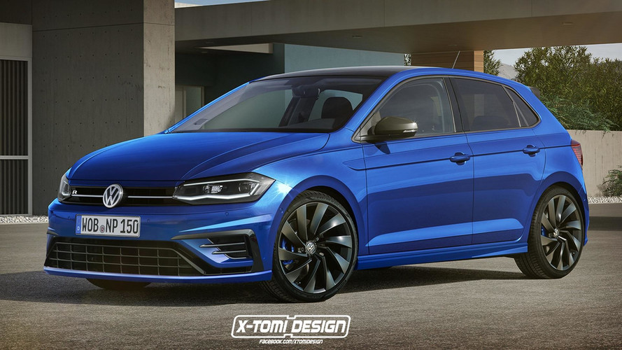 300-Horsepower VW Polo R Believed To Be In Testing Phase Already