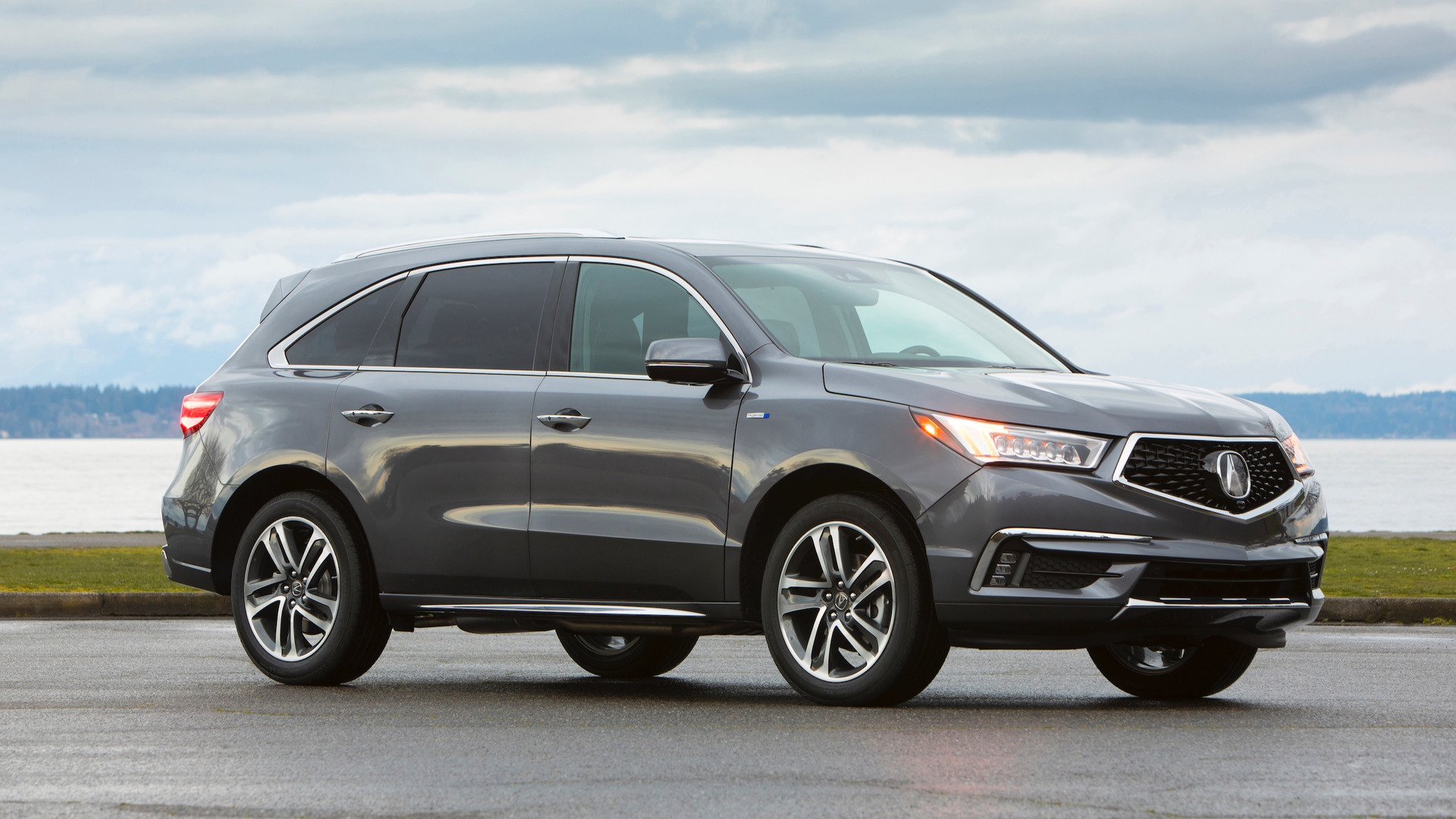 2017 Acura Mdx Sport Hybrid First Drive Try To Figure This One Out