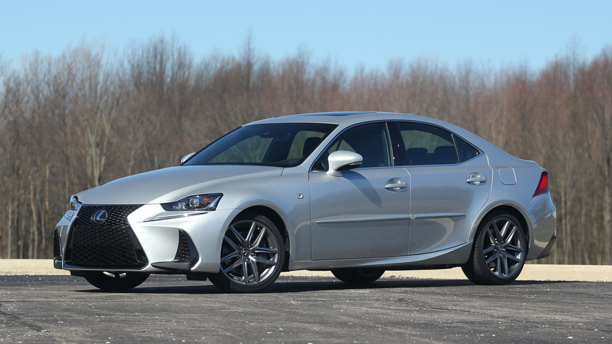 2020 Lexus IS Could Get 400-Horsepower Biturbo V6