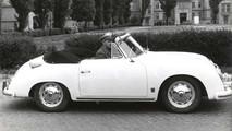 Porsche 356 Police Car