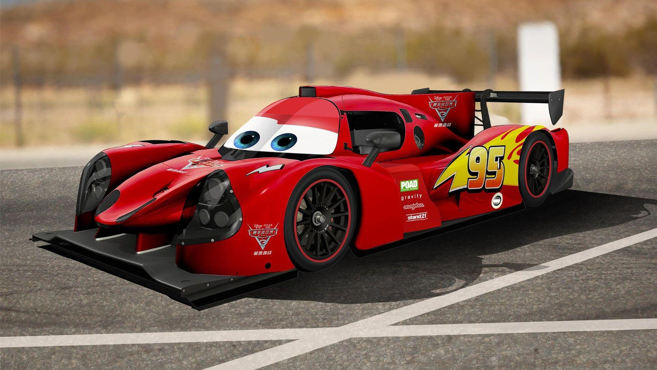 Cars 3 LMP3 Racers - Motor1.com Photos - 웹