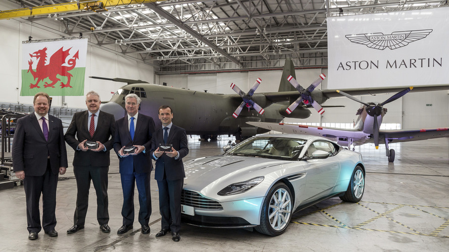 Aston Martin Gets The Keys To New Welsh Super-Factory