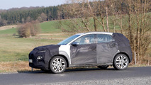 Hyundai Kona casus fotoğrafları