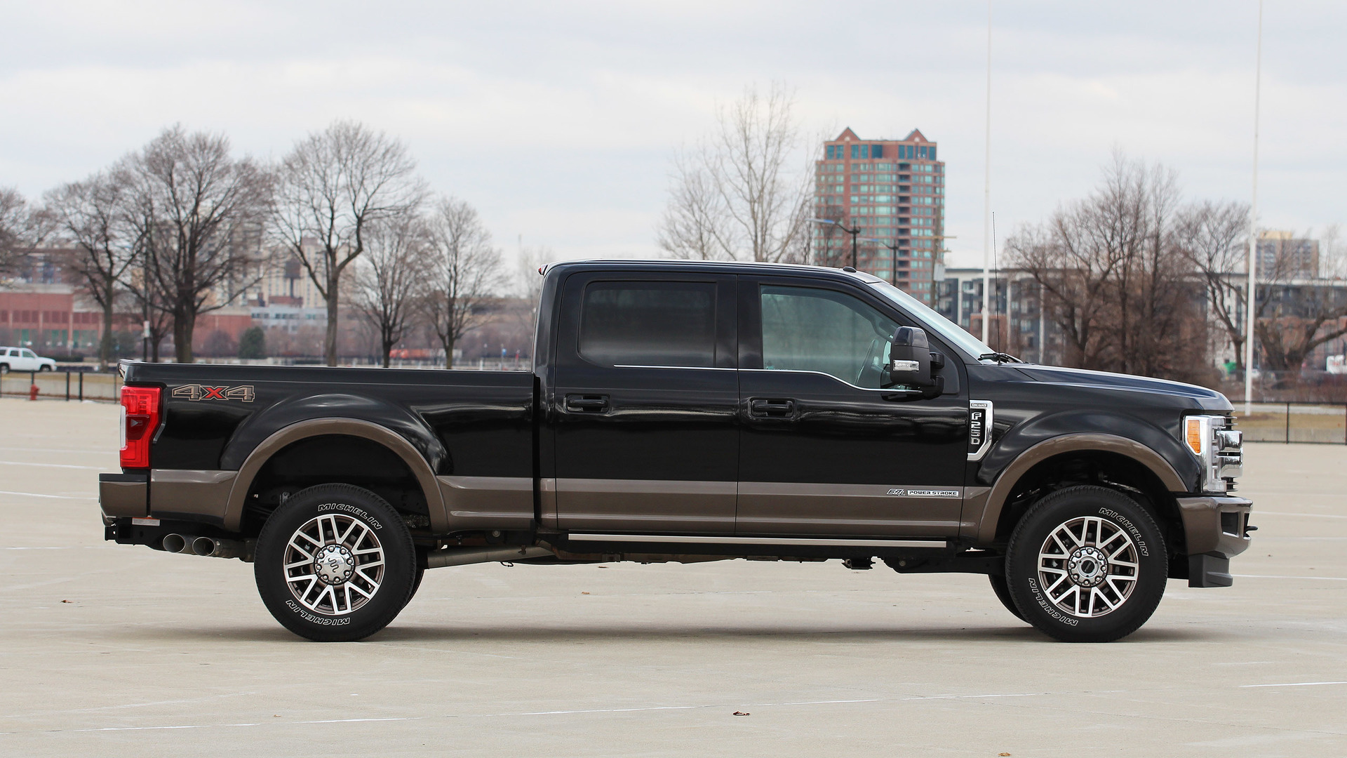 2017 Ford F-250 Super Duty Review: Rockin' the ranch, not ...
