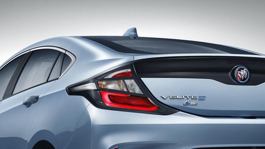 Çin için üretilen Buick Velite 5'in teaser'ı yayınlandı