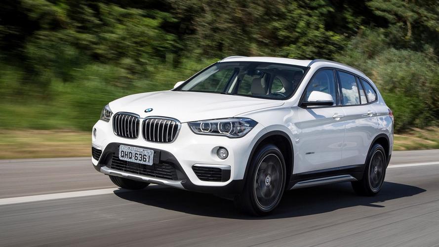 BMW aumenta preços do Série 2 e linha de SUVs em até R$ 5 mil