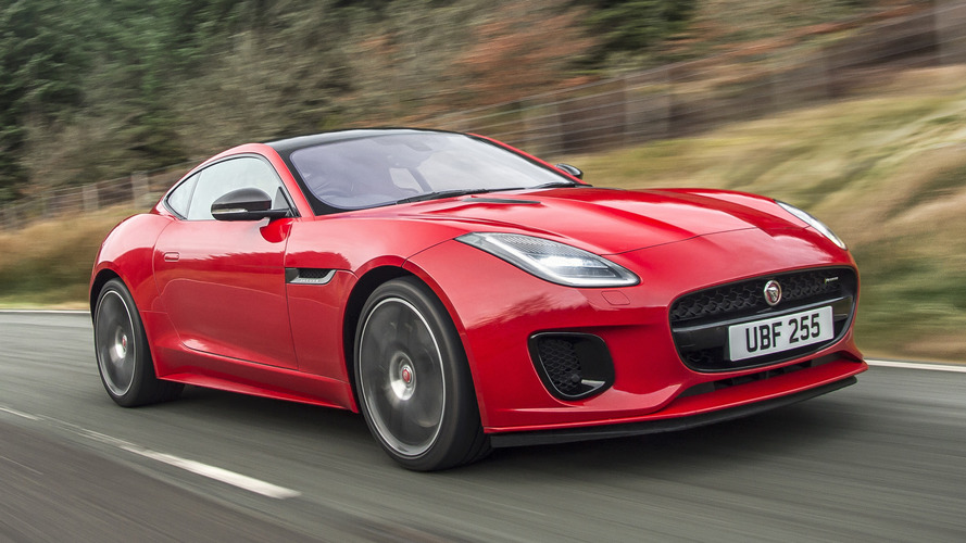 A two-door coupe will always be part of Jaguar's line-up