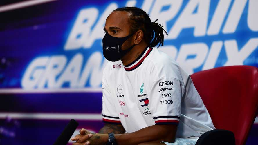 Hamilton: Salary cap shouldn't hinder young F1 drivers