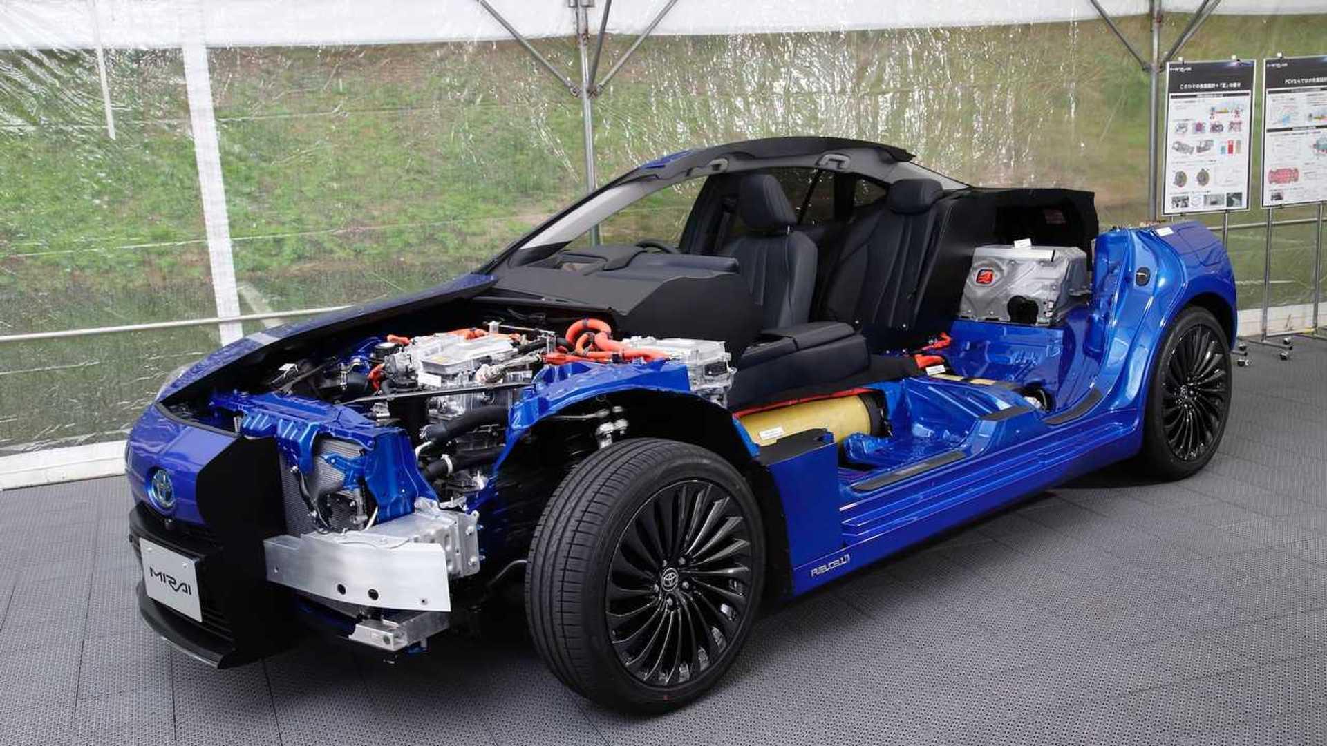 L'auto a idrogeno conviene a tutti, anche se è complicato. Parola di Toyota