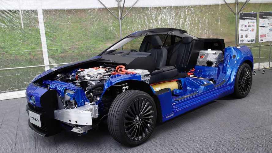 """L'idrogeno secondo Toyota: """"Così può ripetere il successo delle ibride"""""""