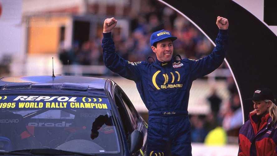 Hace 25 años, Colin McRae se convirtió en el campeón más joven del WRC