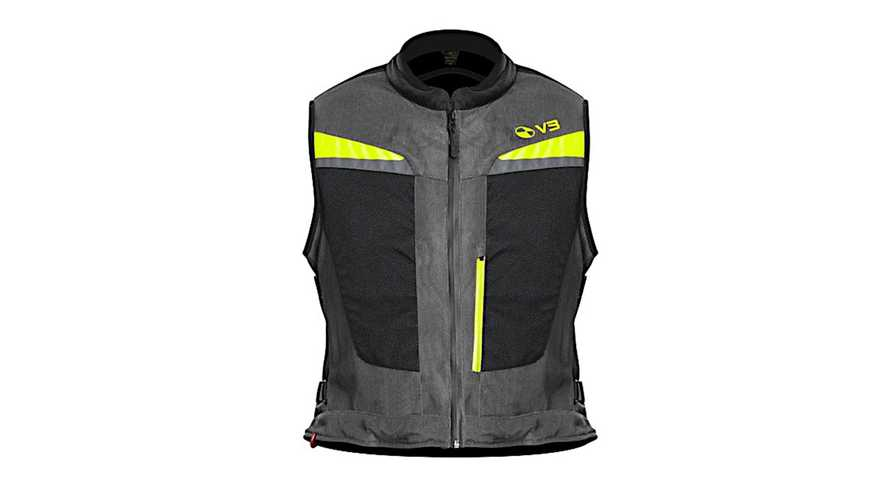 Motoairbag Makes Protective Vests That Goes Over All Your Jackets