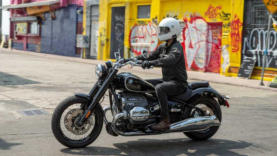 First Ride Review: 2021 BMW R 18