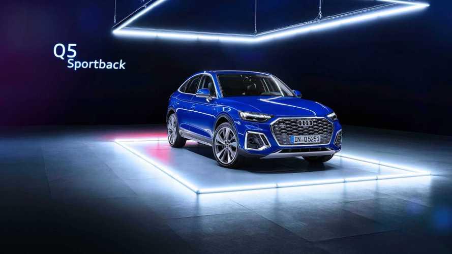 Audi превратила кроссовер Q5 в купе