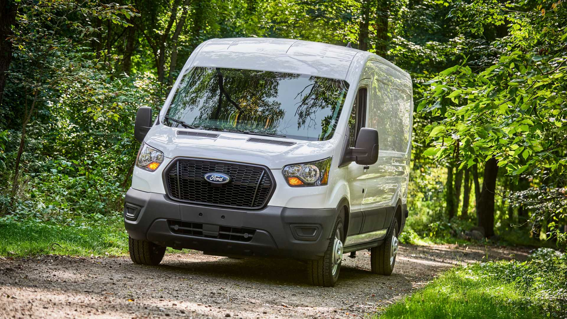 2021 ford transit gets adventure, rv prep packages for