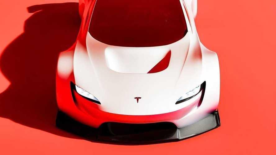 Ilyen megjelenést kaphatna a versenypályákra készített Tesla?