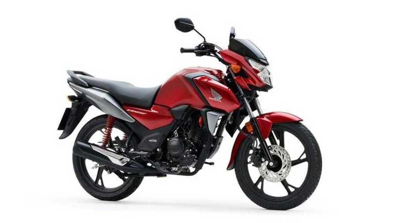 2021 Honda CB125F - Studio