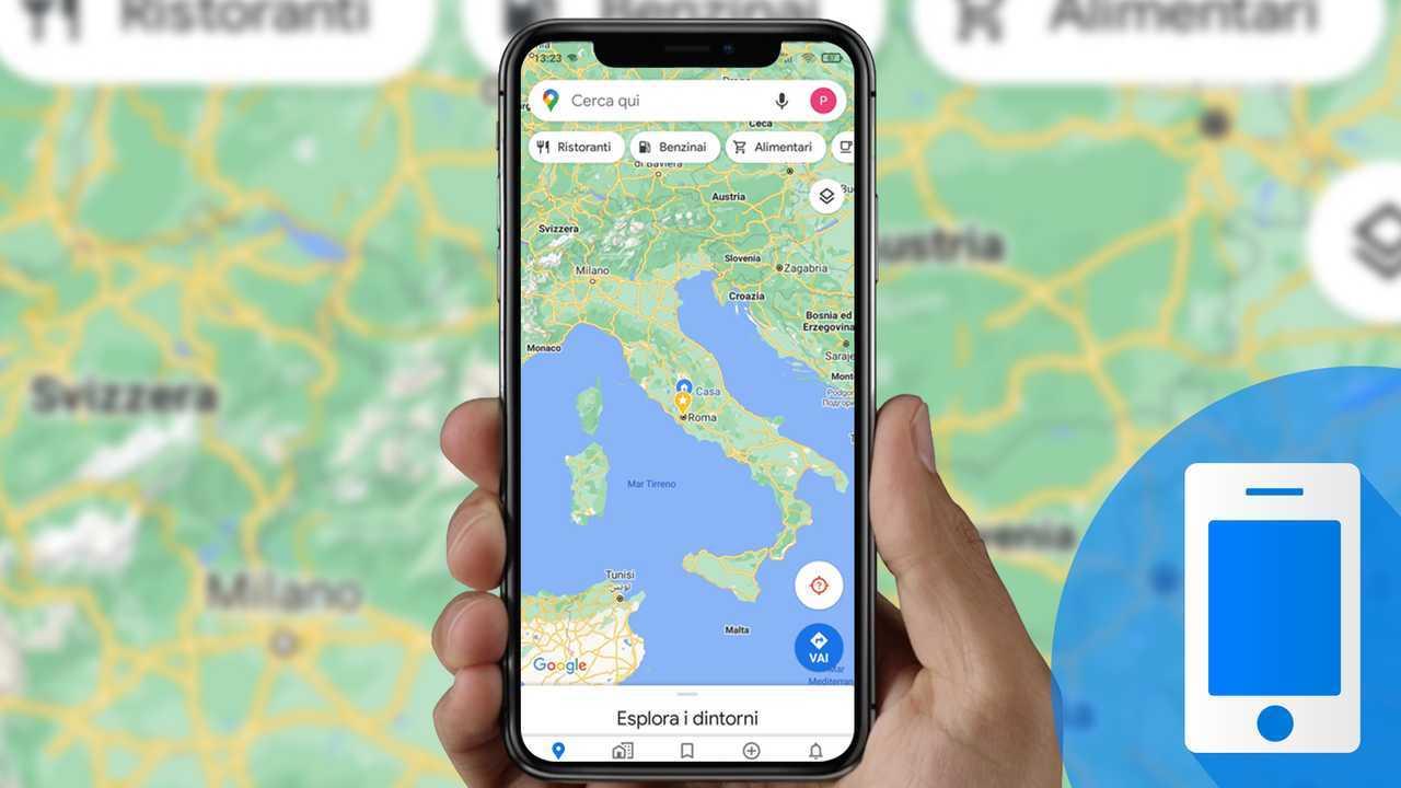 Le novità di Google Maps in arrivo