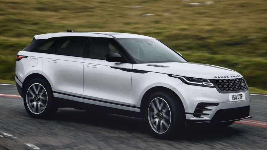 Range Rover Velar updated for 2021 with mild and plug-in hybrid tech