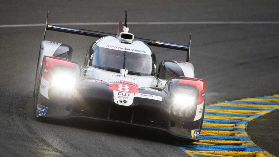 Le Mans: Toyota cierra el ciclo LMP1 por todo lo alto; Molina, 4º