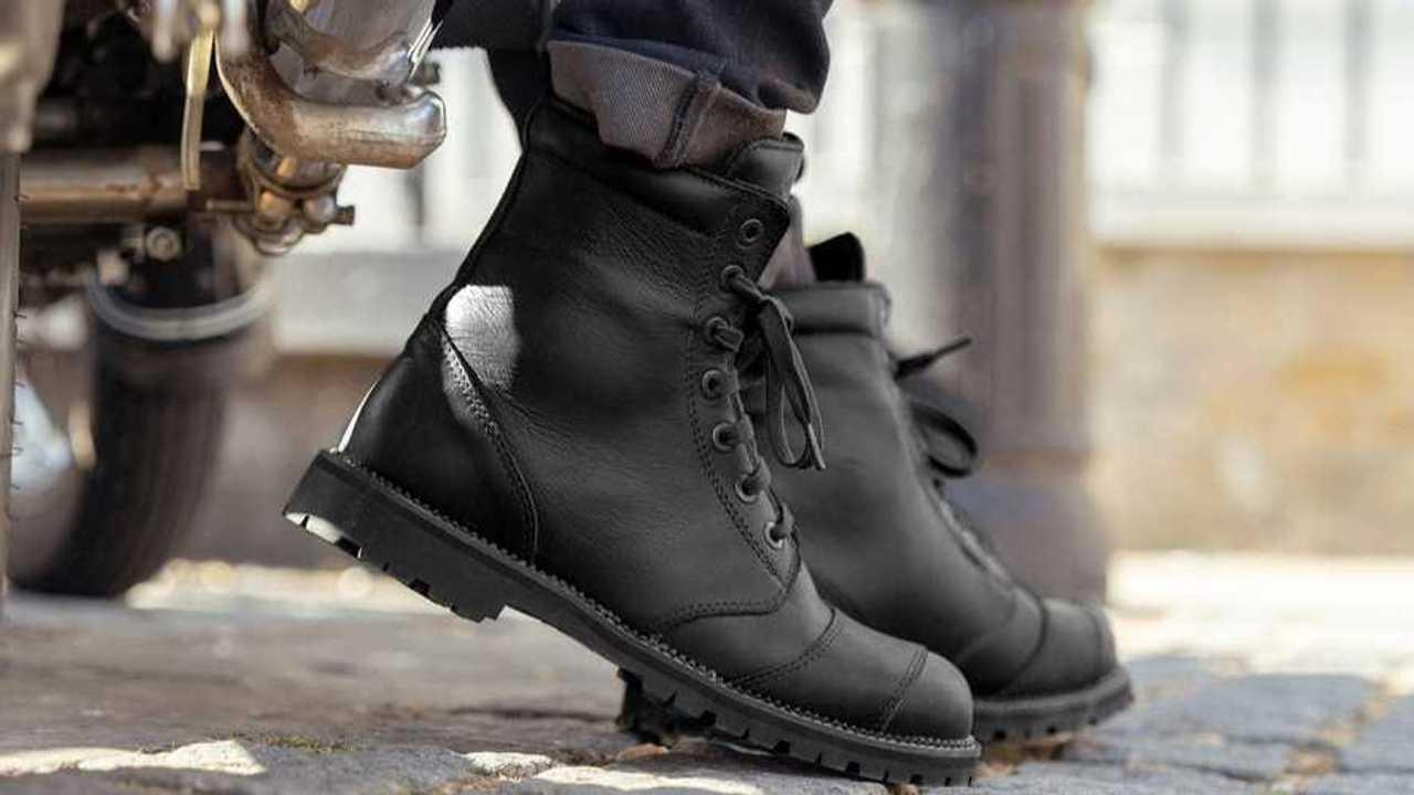 2020 Belstaff Resolve Boots