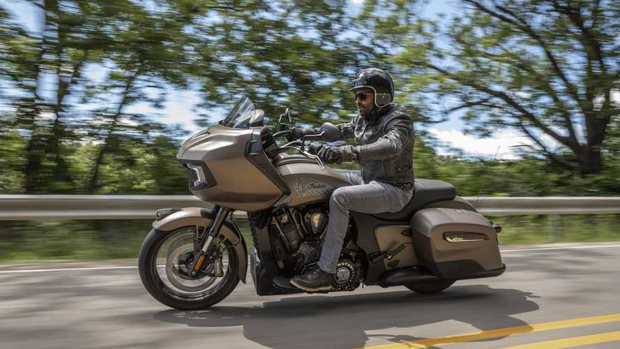 Indian gamma 2021: novità per Roadmaster Limited e Scout