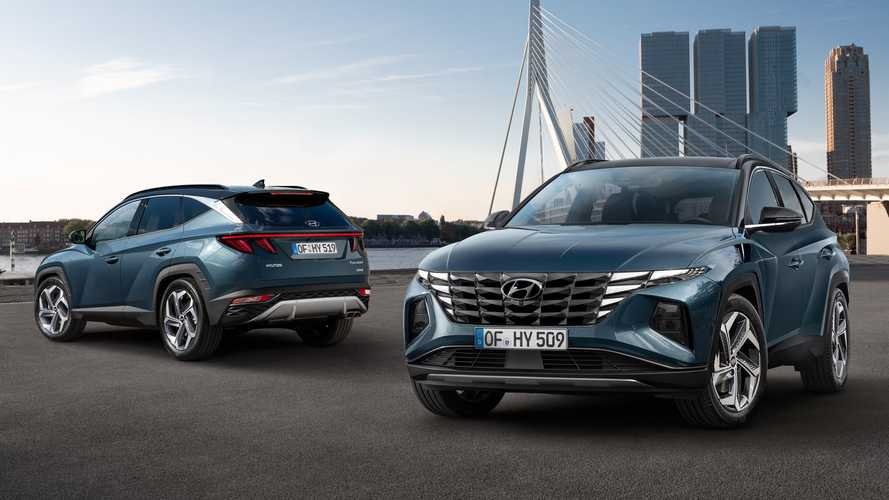 Hyundai Explains The Science Behind The 2021 Tucson's Intricate Lights