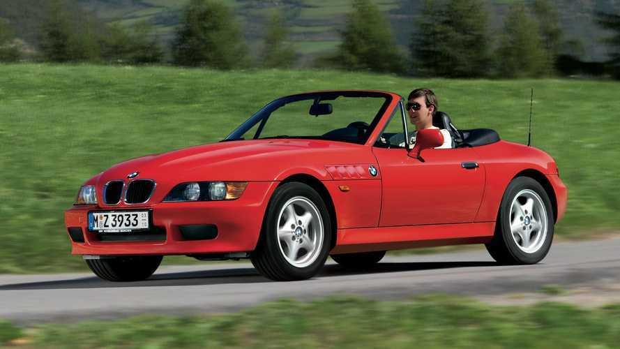 BMW Z3 completa 25 anos de história; relembre trajetória