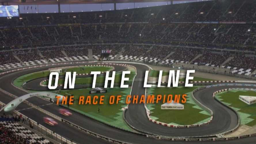 """On The Line"": Neue Doku zum Race of Champions auf Motorsport.tv"