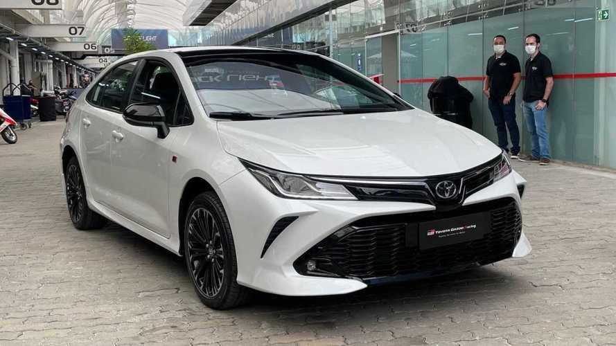 Novo Toyota Corolla GR-S nacional é revelado e chega no 1º trimestre de 2021