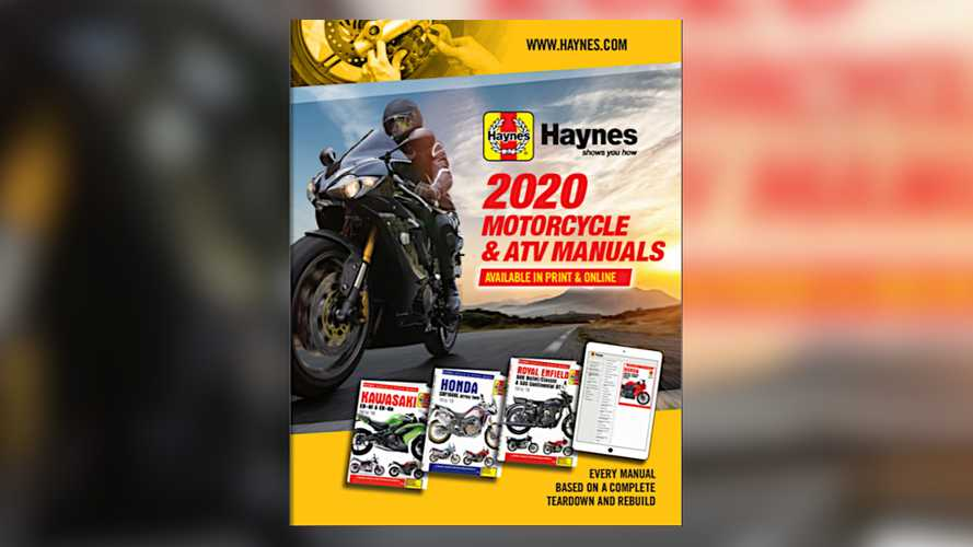 Haynes Announces It Won't Offer Future Manuals In Print Anymore