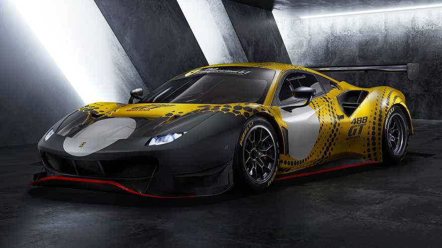 Ferrari 488 GT Modificata, tutta la potenza per divertirsi in pista