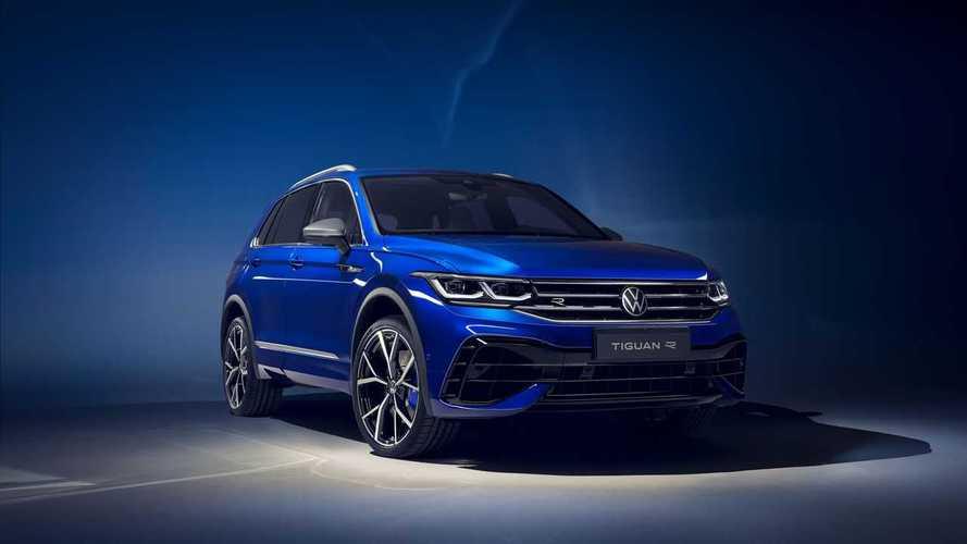 Volkswagen Tiguan R (2020)