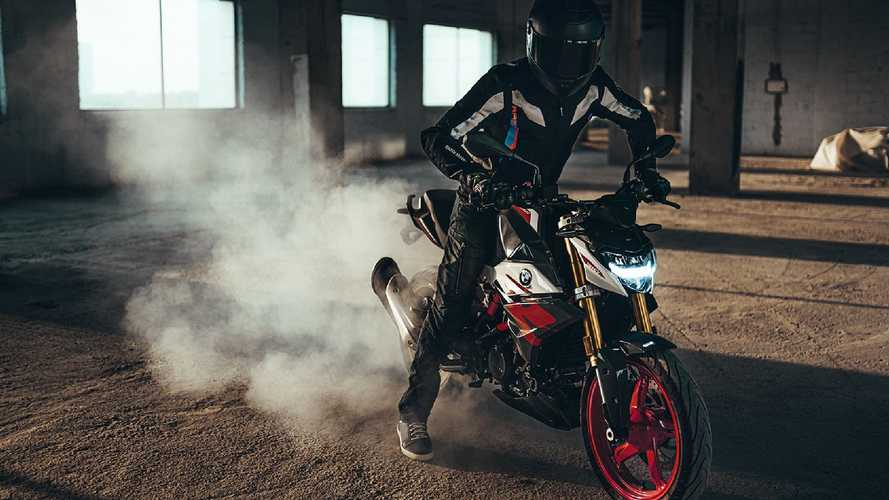 BMW G 310 R 2021, la roadster entry level diventa Euro 5