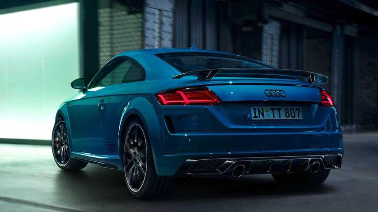 Audi TT S line competition plus 2020