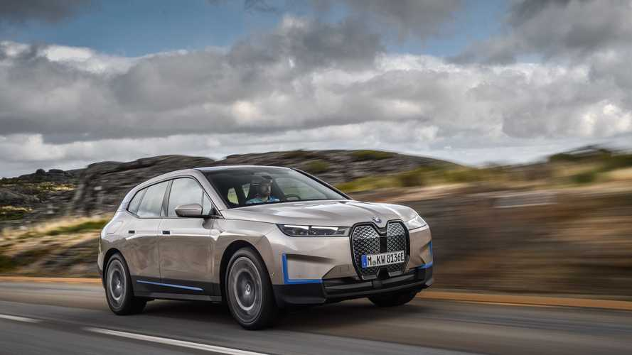 BMW iX Production Start Pushed Back By Months To March 2022
