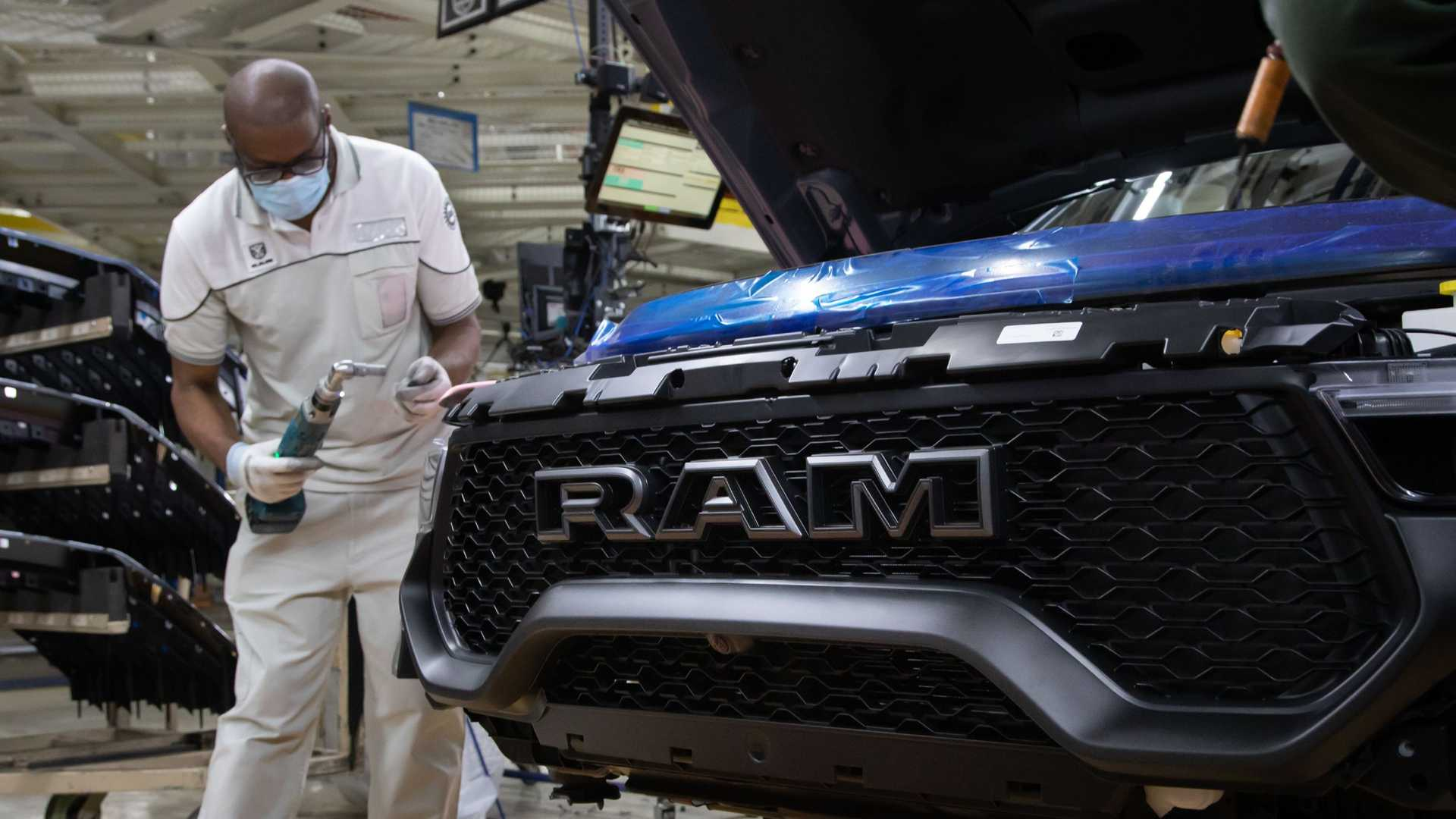 Stellantis Starting 84-Hour Work Week At Ram Truck Plant