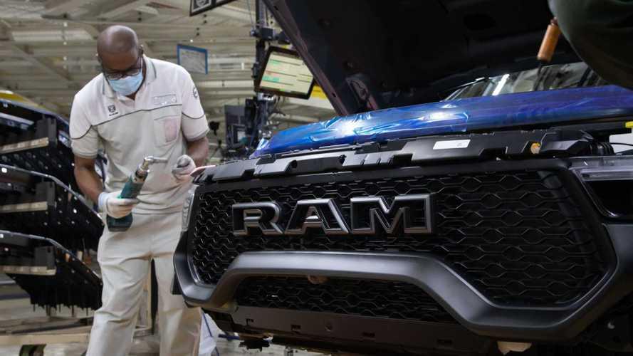 Stellantis Starting 84-Hour Work Week At Ram Truck Plant