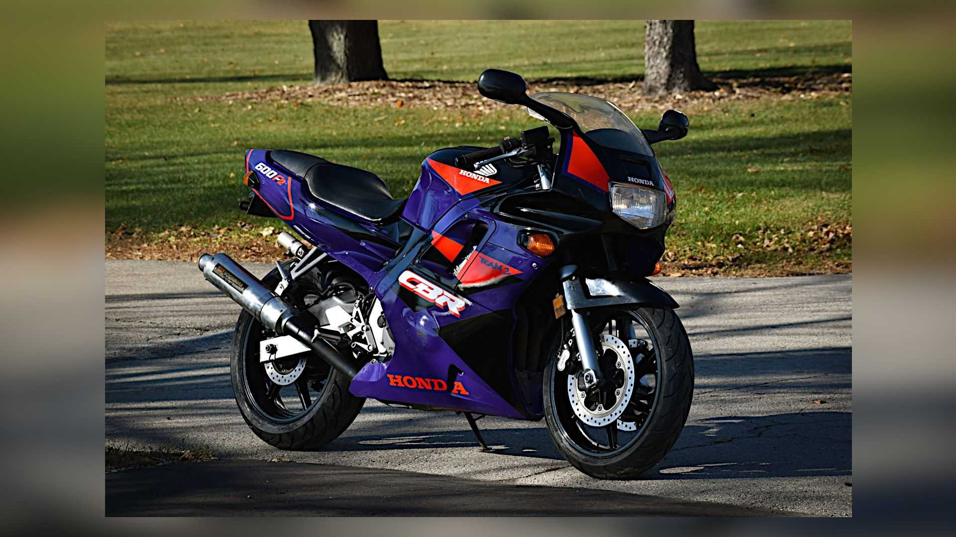 Feast Your Eyes On This Lovely 1994 Honda Cbr600 F2