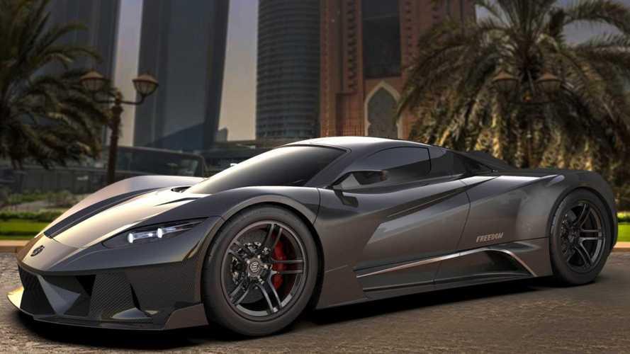 Elation Dogo 001: el concept de un hiperdeportivo eléctrico
