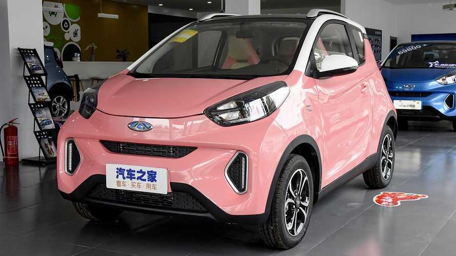 Chery eQ1: próxima geração do mini elétrico terá 400 km de autonomia