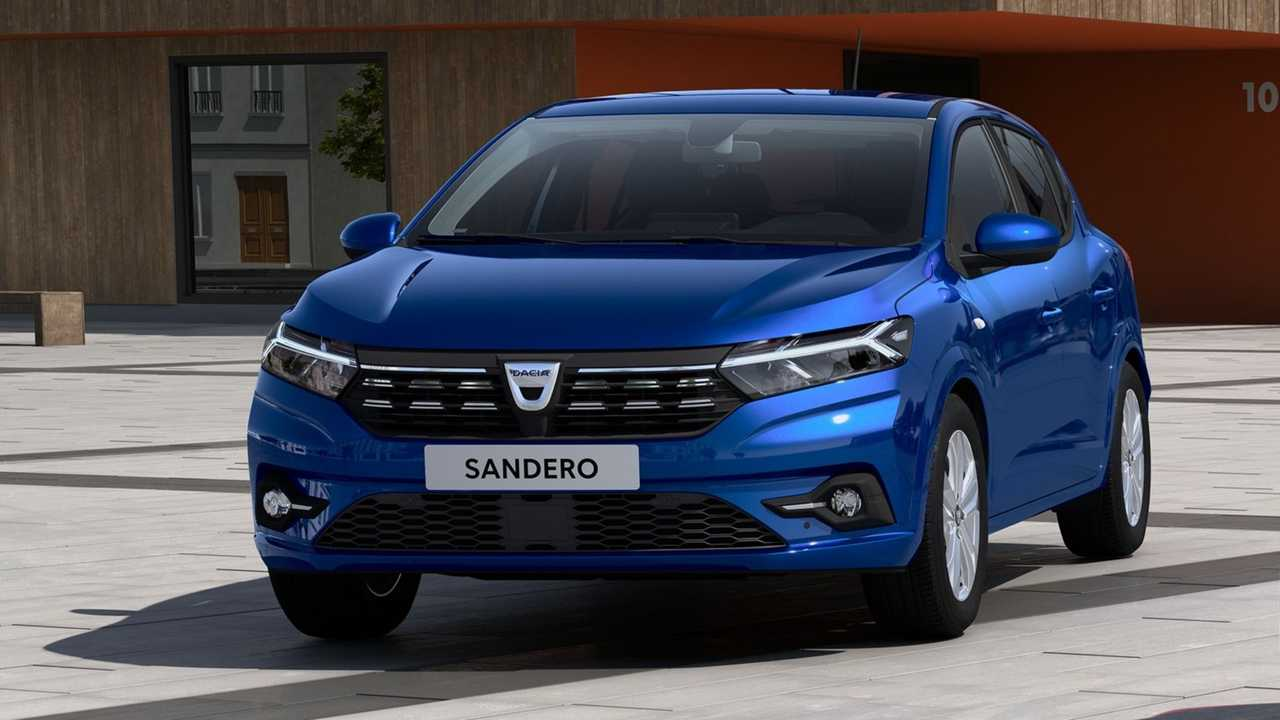 Dacia Sandero (2021): Neue Version mit mehr Schick